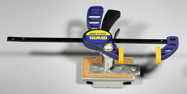 Small clamping system