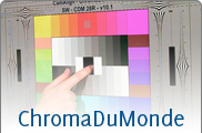 ChromaDuMonde Test Charts