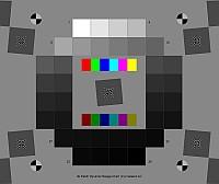 New Imatest Dynamic Range film chart with Dmax = base+3.4