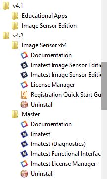 Imatest_start_menu