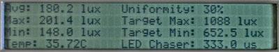 LCD combo