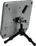 Tripod back mounting