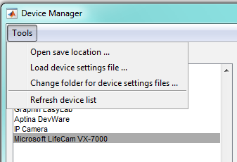 device_manager_tools_menu