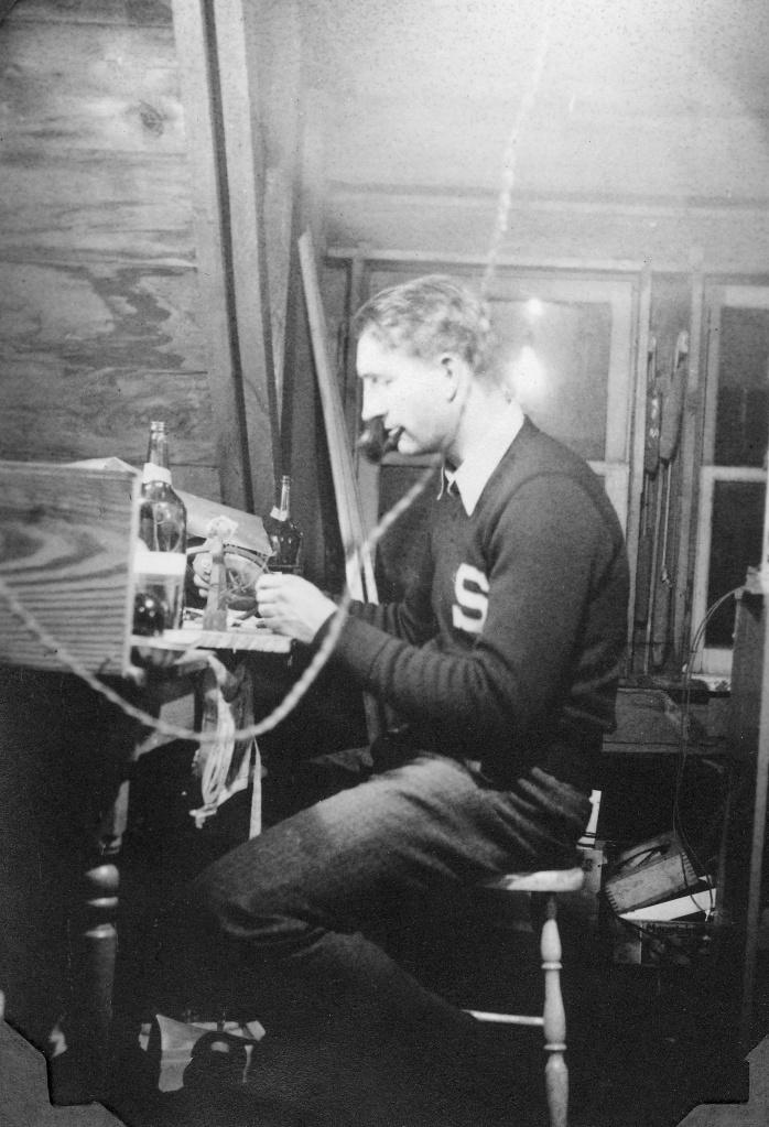 David Packard in the attic-- the true origin of Silicon Valley