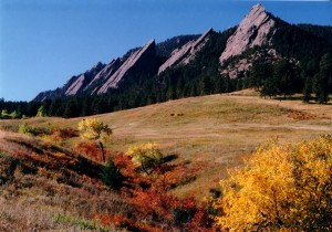 Flatirons_in_the_Fall