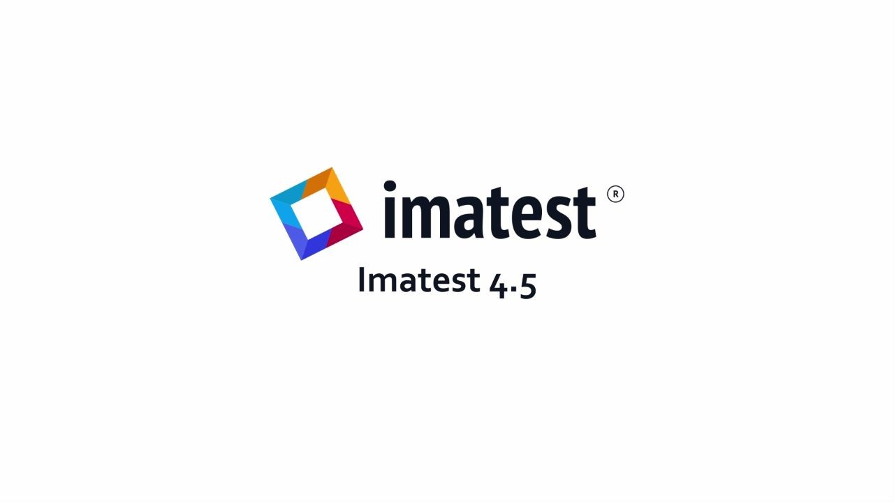 Imatest Version 4.5