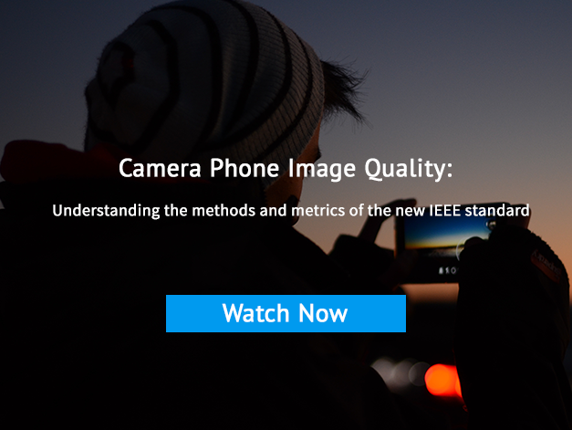 Camera Phone Image Quality: Understanding the methods and metrics of the new IEEE standard