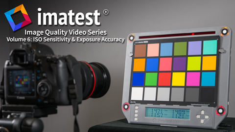 Image Quality Video Series: ISO Sensitivity & Exposure Accuracy