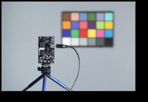 Image sensor image