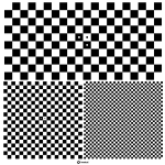 Checkerboard Multi-Size