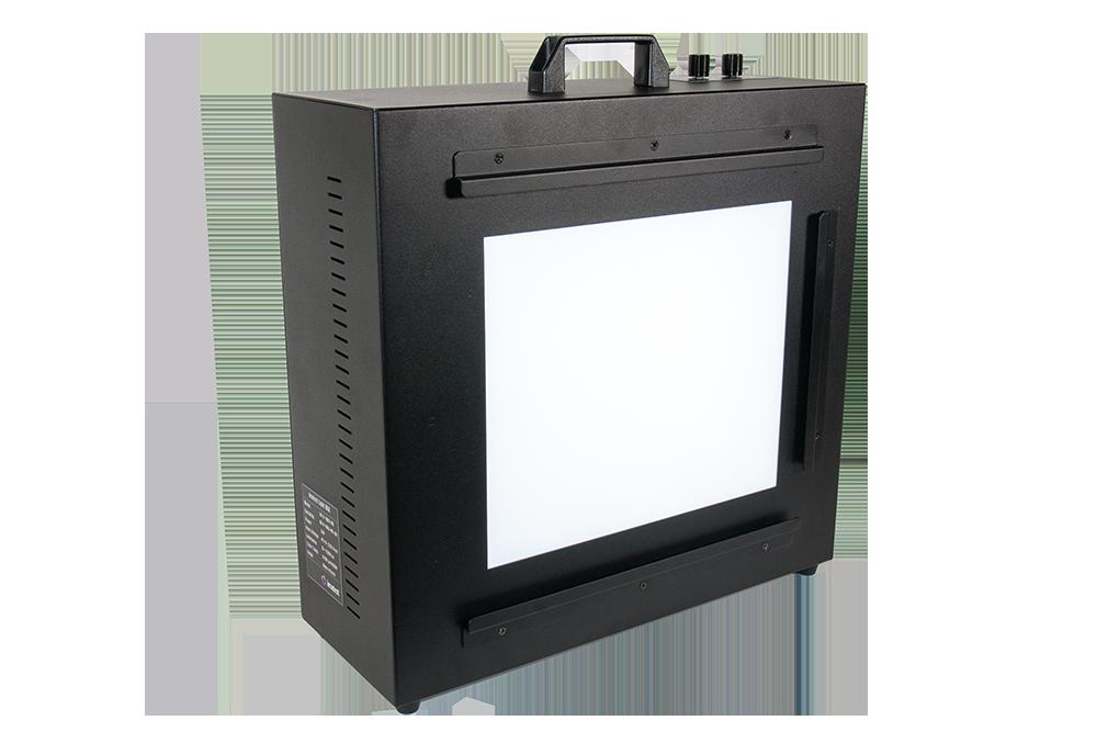 Imatest LED Lightbox - Side View