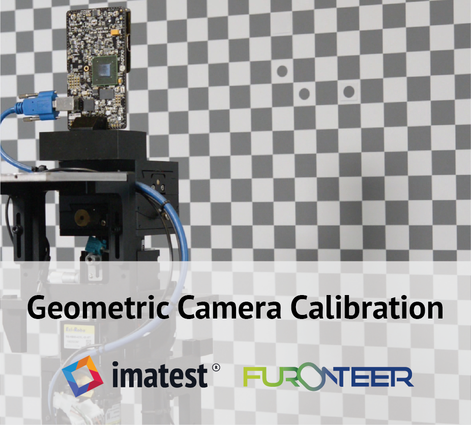 Imatest - Furonteer Partner to Reduce Geometric Calibration Time