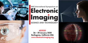 Electronic Imaging 2020 Conference photo