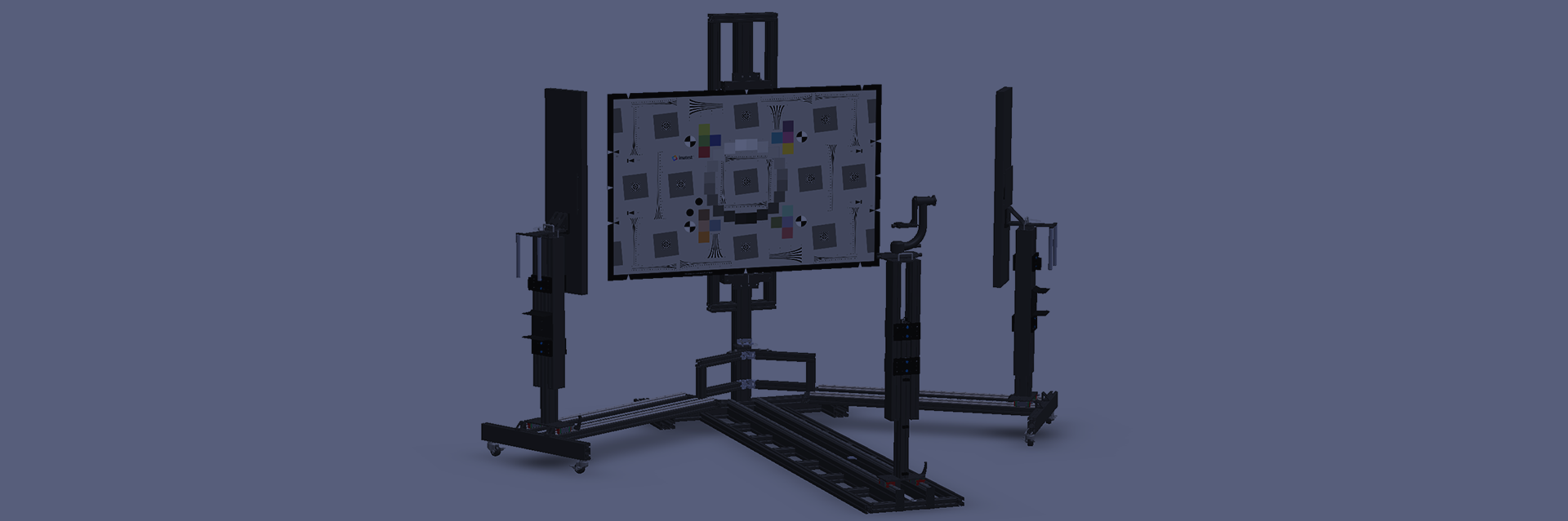 Imatest Modular Test Stand and Reflective Module