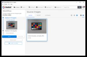 Choose Source Images